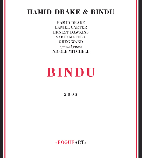 Front cover of the album BINDU