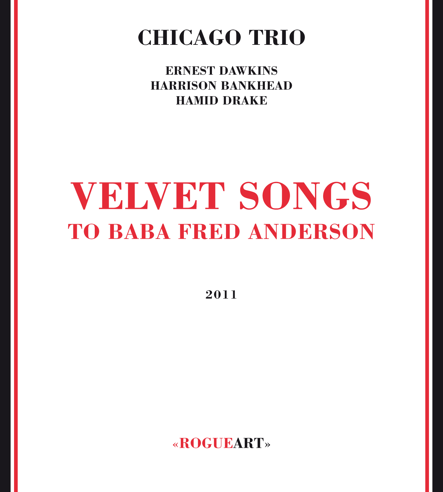 Front cover of the album VELVET SONGS