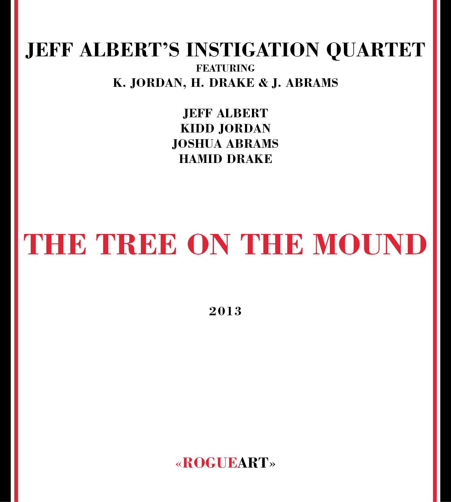 Front cover of the album THE TREE ON THE MOUND