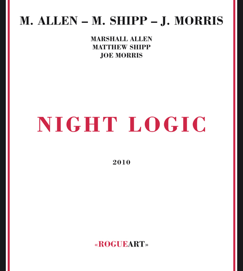 Front cover of the album NIGHT LOGIC