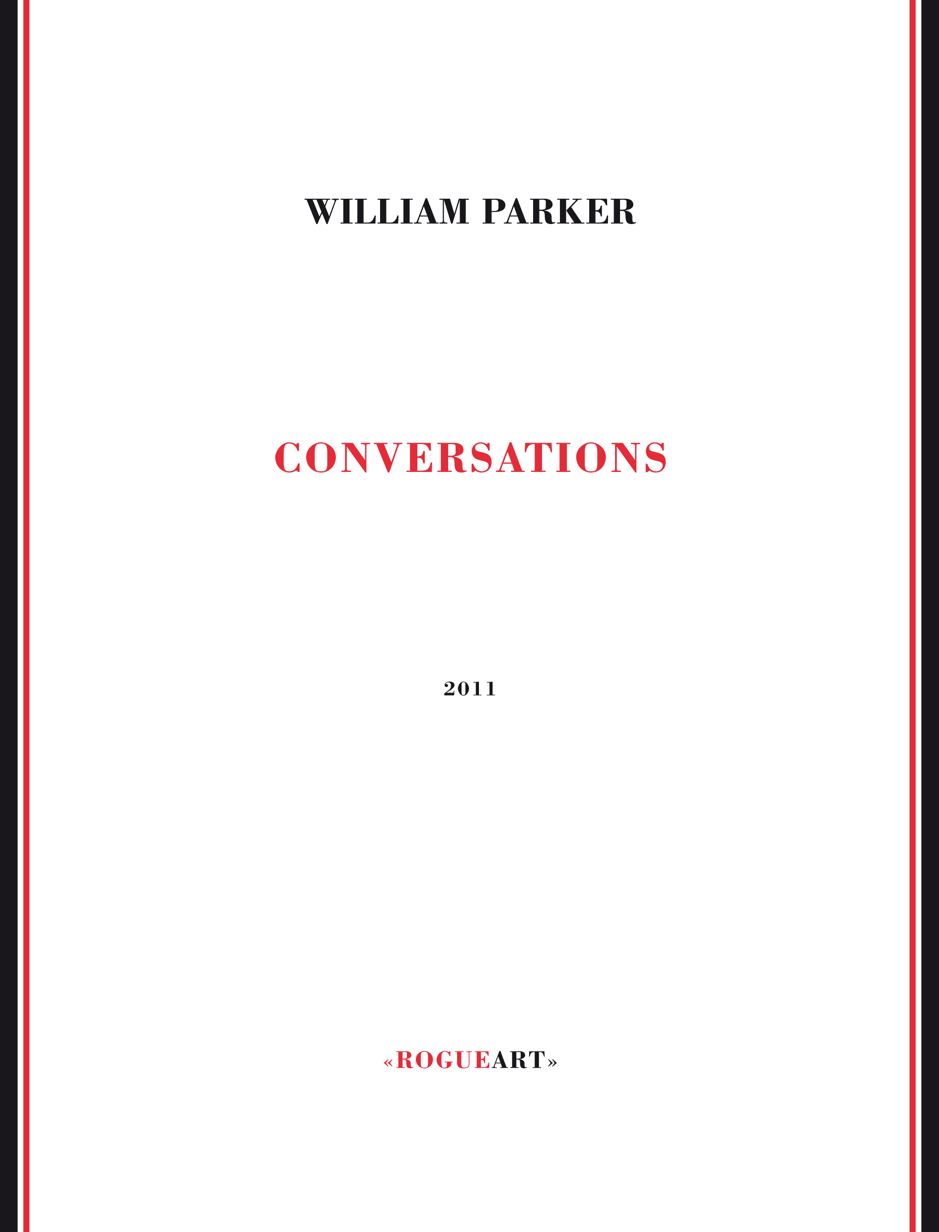 Front cover of the book CONVERSATIONS