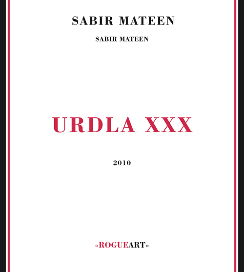 Front cover of the album URDLA XXX