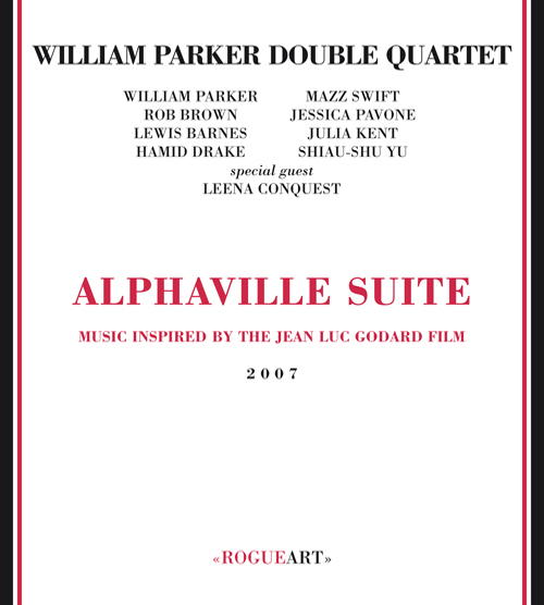 Front cover of the album ALPHAVILLE SUITE