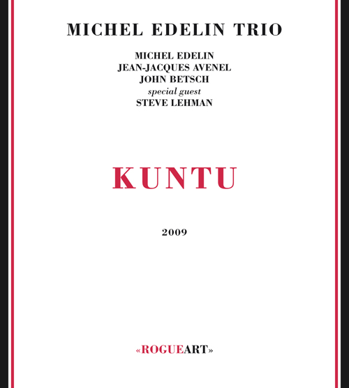 Front cover of the album KUNTU