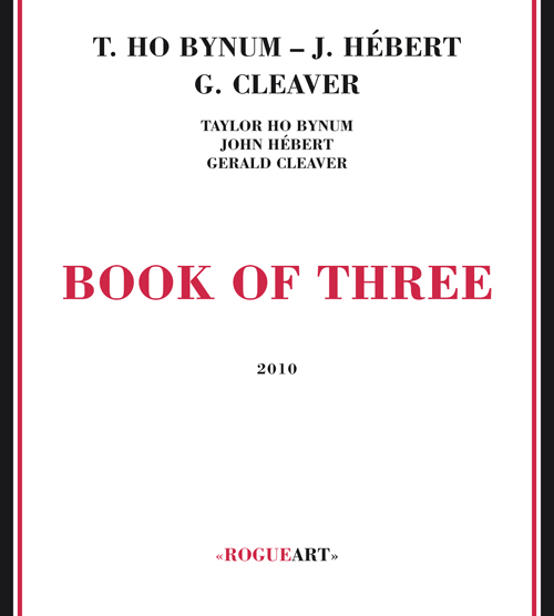 Front cover of the album BOOK OF THREE