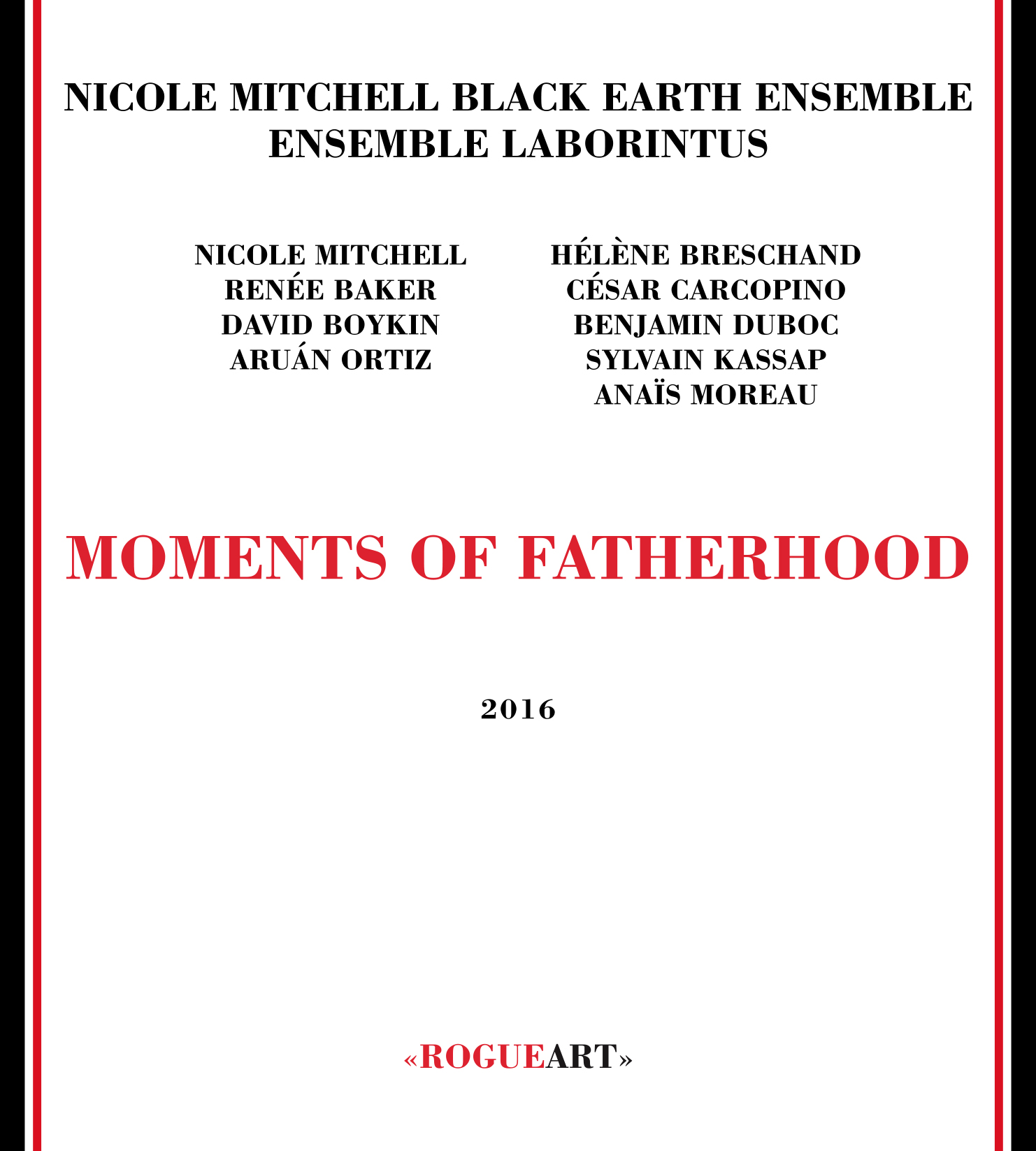 Front cover of the album MOMENTS OF FATHERHOOD