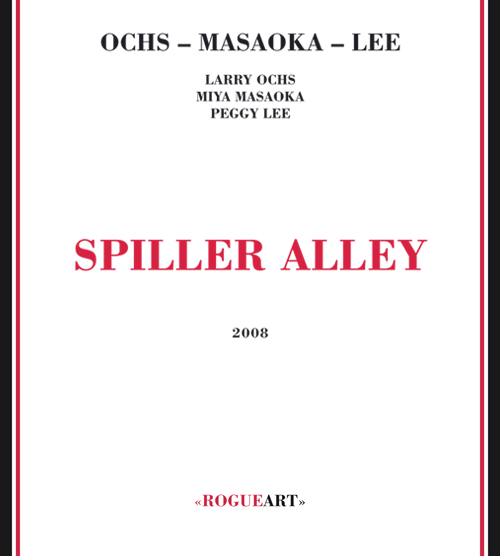 Front cover of the album SPILLER ALLEY