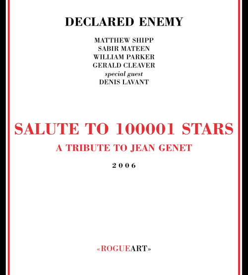 Front cover of the album SALUTE TO 100001 STARS - A TRIBUTE TO JEAN GENET