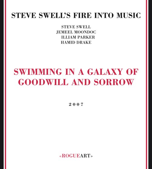 Front cover of the album SWIMMING IN A GALAXY OF GOODWILL AND SORROW