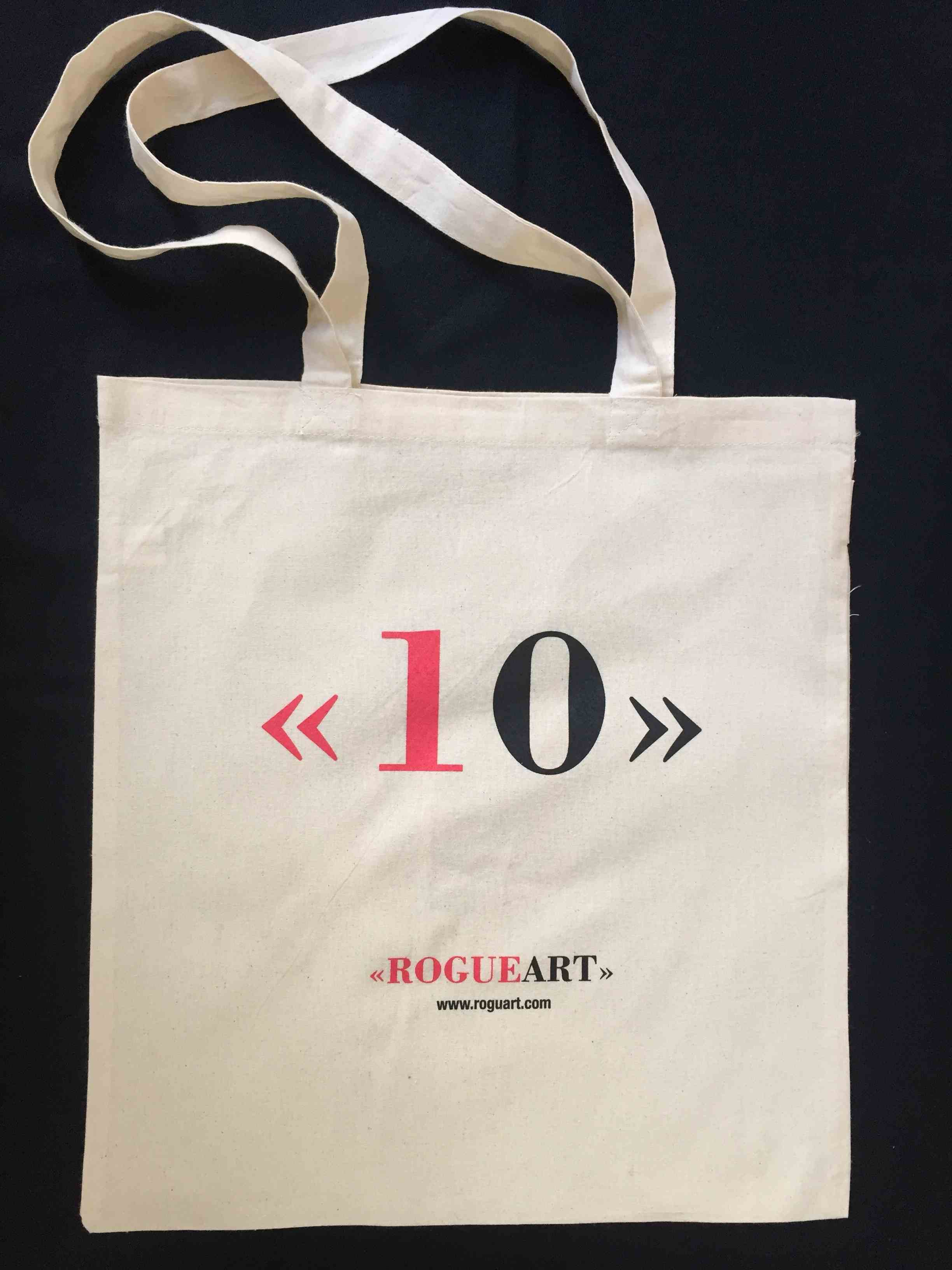 Side A Bag RogueArt 10th anniversary Bags RogueArt 10th anniversary