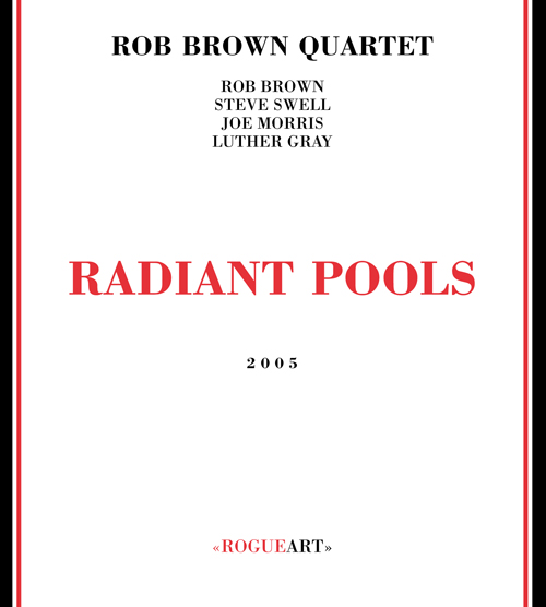 Front cover of the album RADIANT POOLS