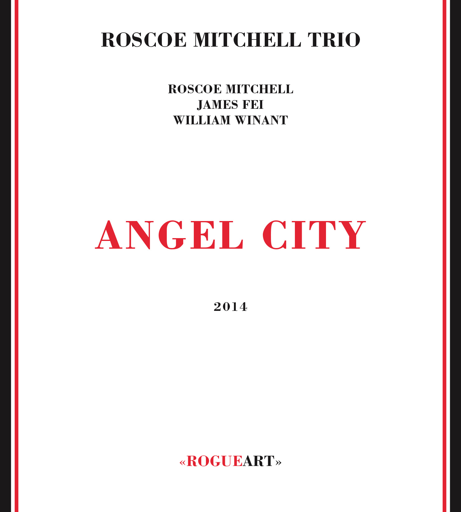Front cover of the album ANGEL CITY