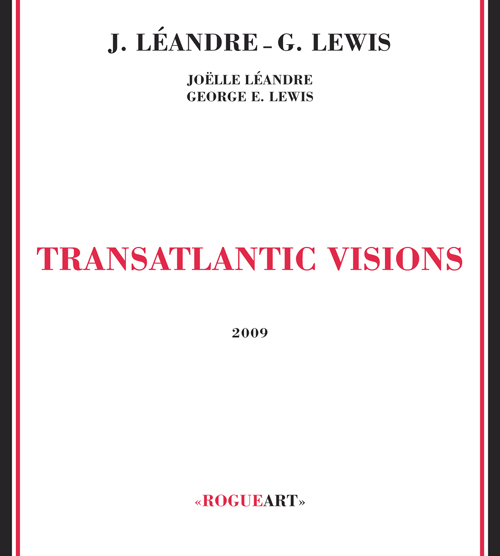 Front cover of the album TRANSATLANTIC VISIONS