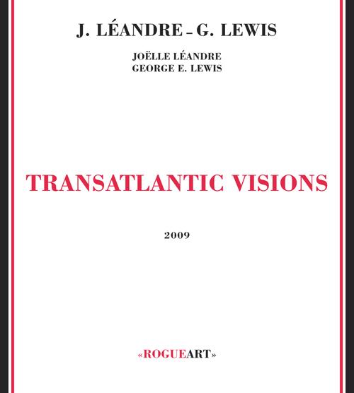 Front cover of the album TRANSATLANTIC VISIONS