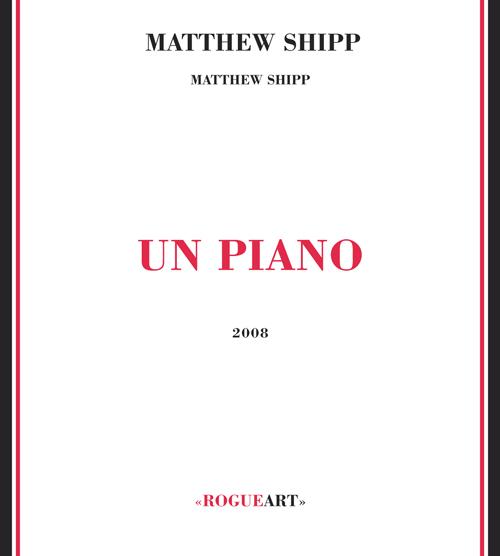 Front cover of the album UN PIANO