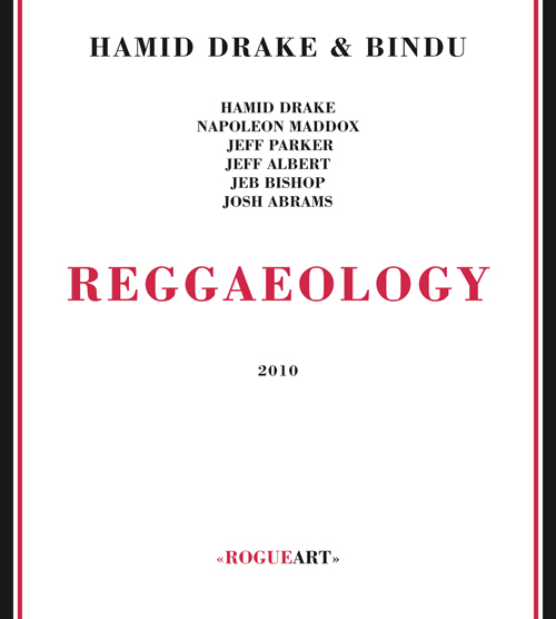Front cover of the album REGGAEOLOGY