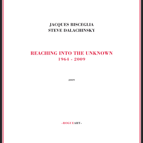 Front cover of the book REACHING INTO THE UNKNOWN