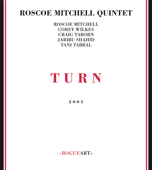 Front cover of the album TURN