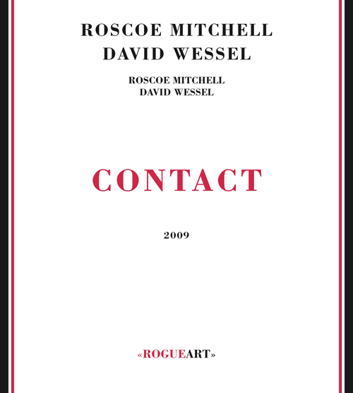 Front cover of the album CONTACT