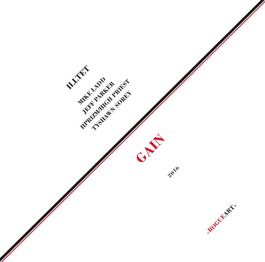 Front cover of the album GAIN