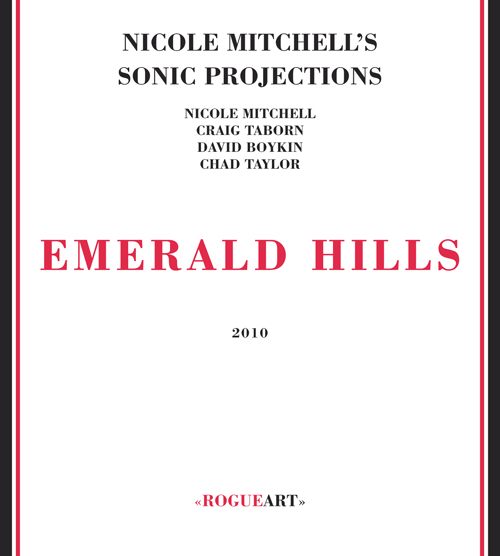 Front cover of the album EMERALD HILLS