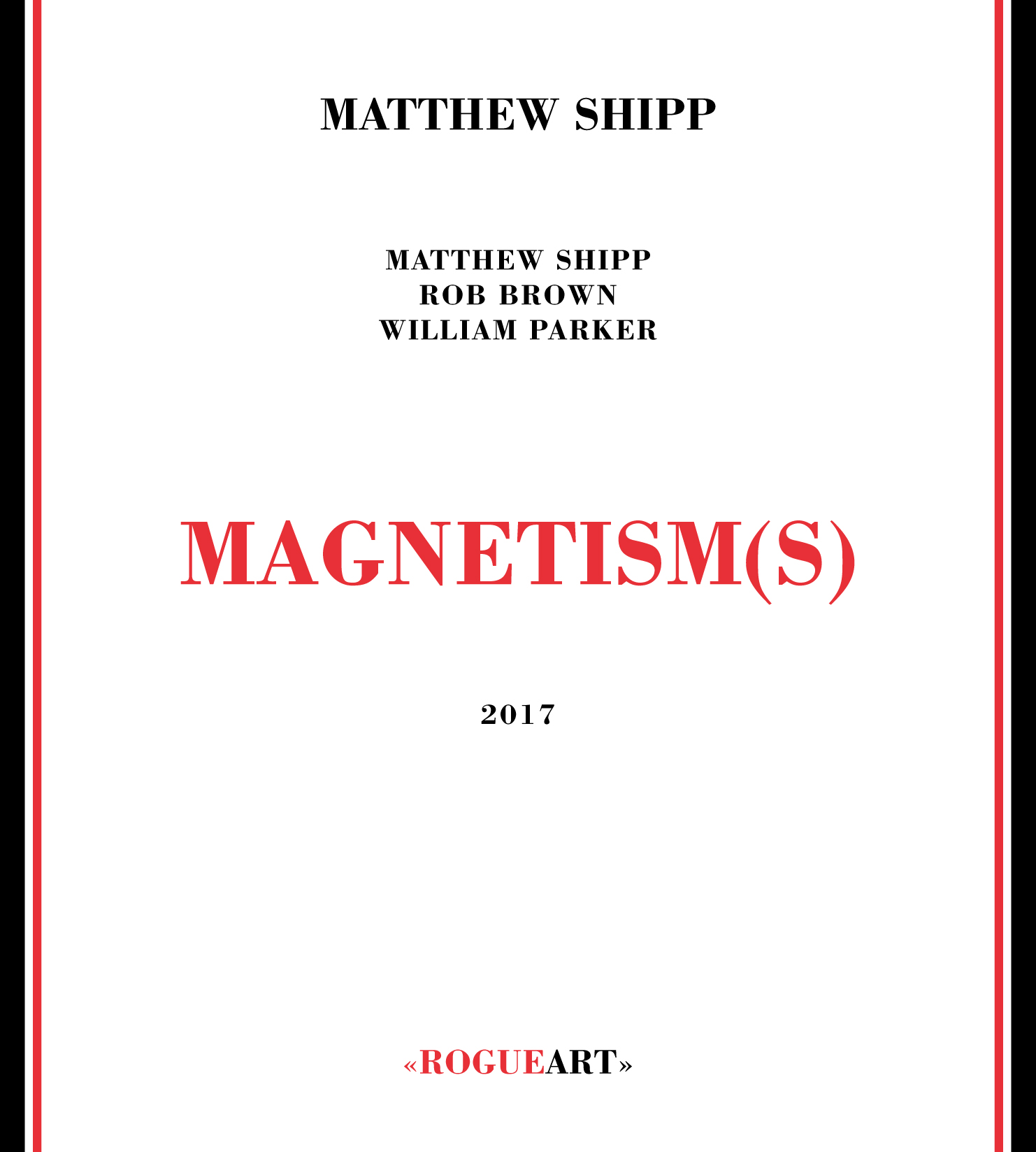 Front cover of the album MAGNETISM(S)
