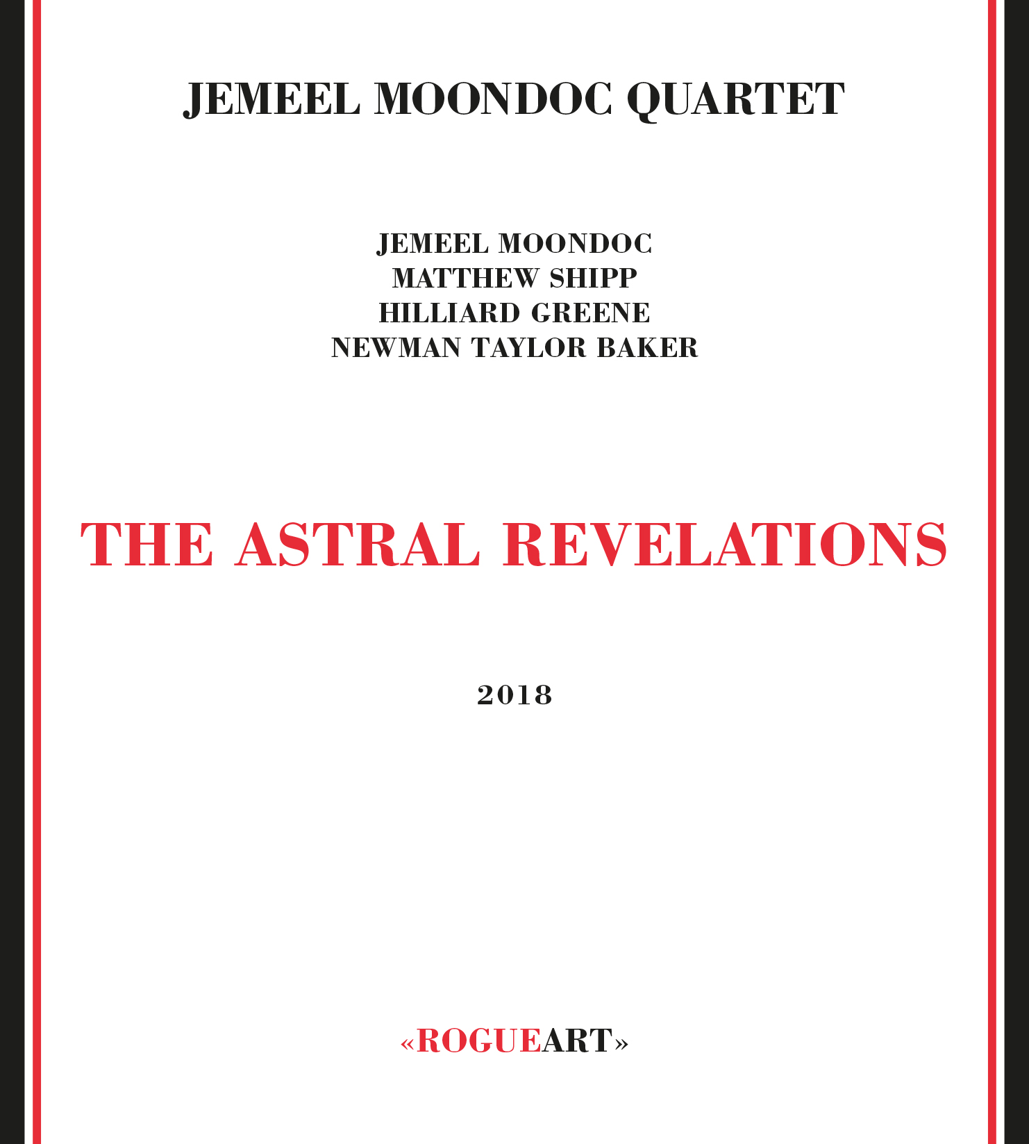 Front cover of the album THE ASTRAL REVELATIONS
