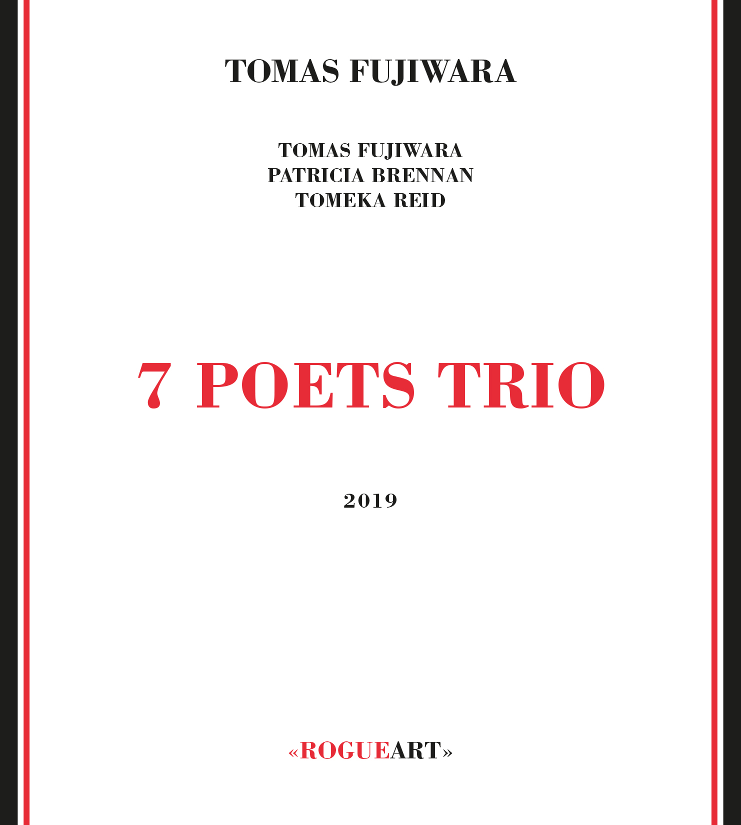 Front cover of the album 7 POETS TRIO