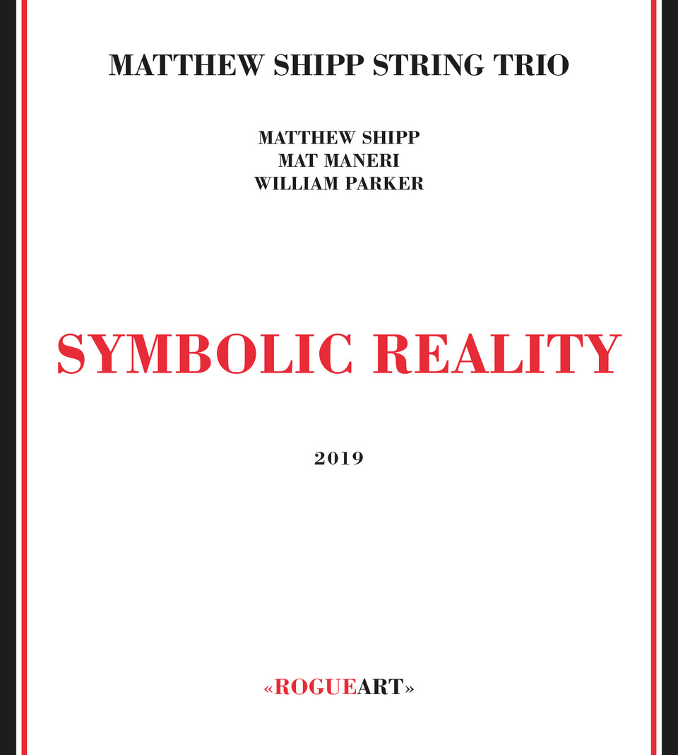 Front cover of the album SYMBOLIC REALITY