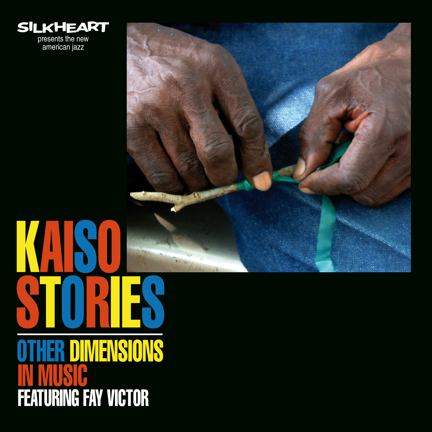 Front cover of the album KAISO STORIES