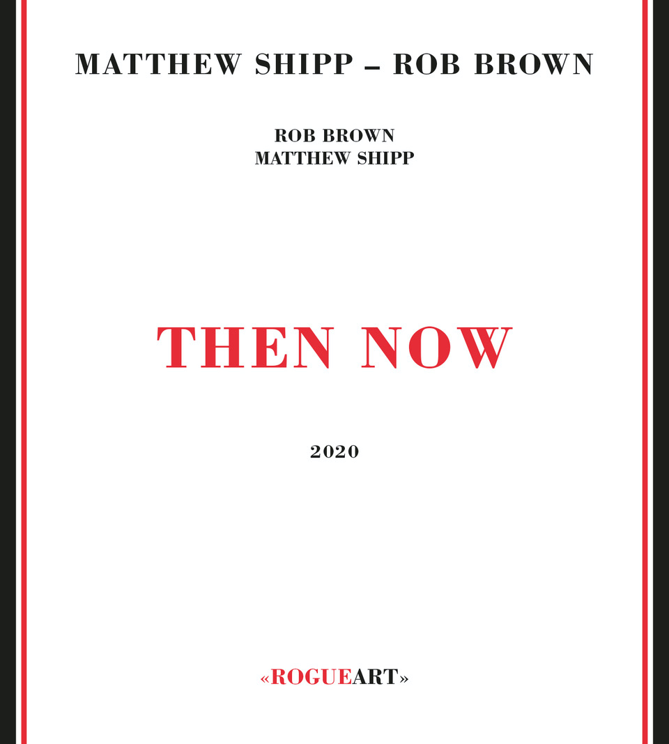 Front cover of the album THEN NOW