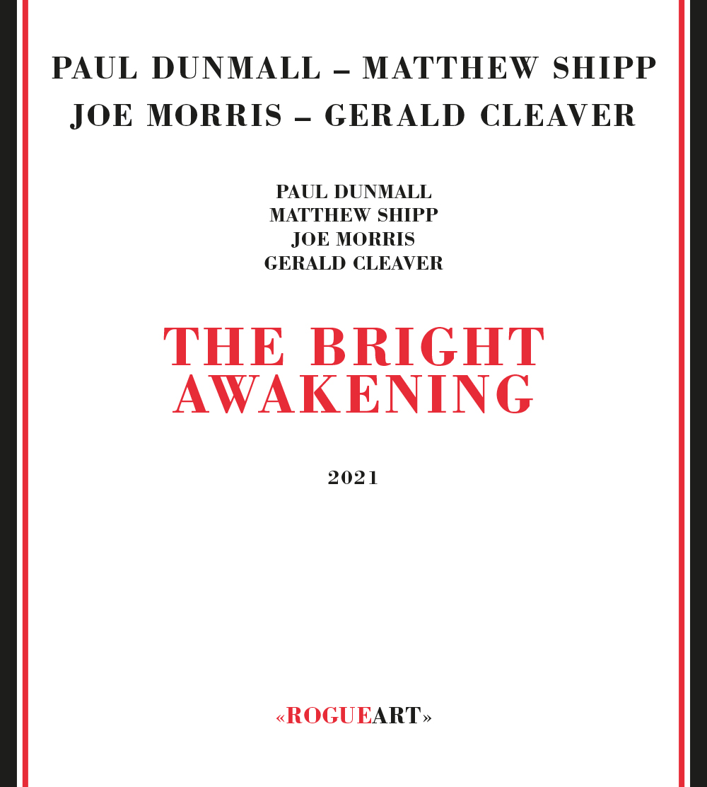 Front cover of the album THE BRIGHT AWAKENING