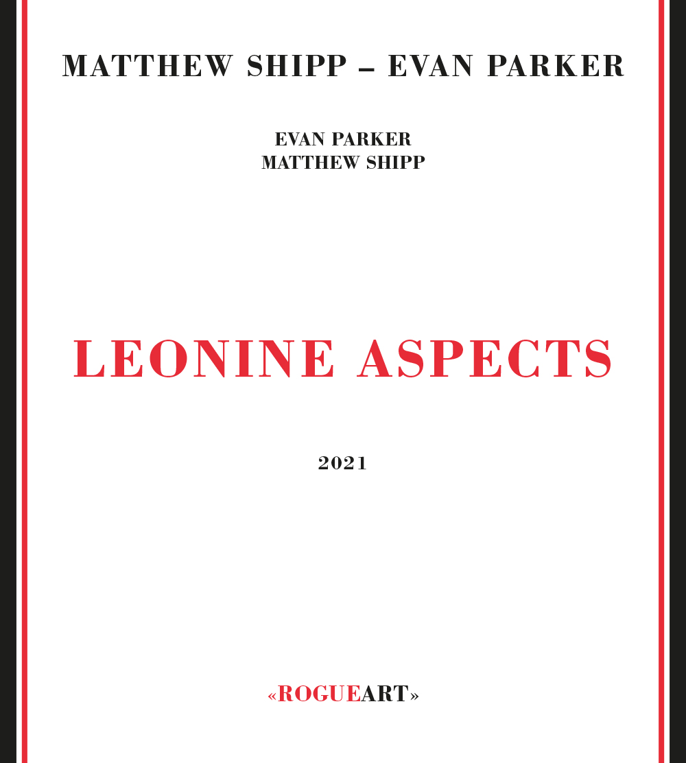 Front cover of the album LEONINE ASPECTS