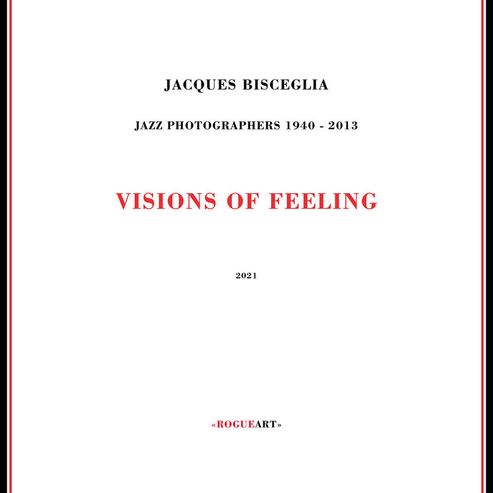 Front cover of the album VISIONS OF FEELING