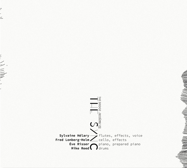 Front cover of the album THE SYNC
