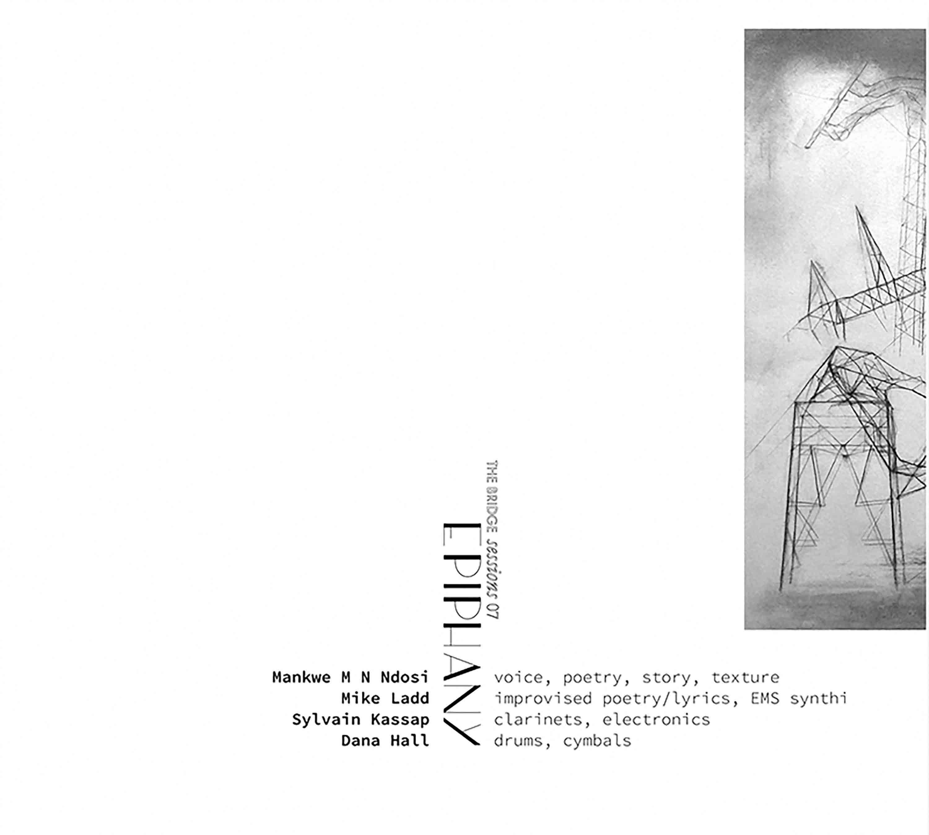 Front cover of the album EPIPHANY